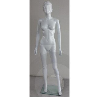 Glossy Female Mannequins
