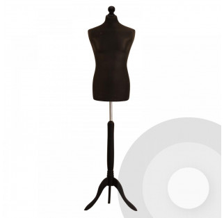 Male Tailors Dummy - Black