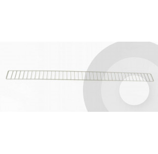 Wire Shelving Riser Silver (RAL9006)