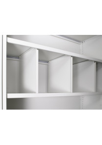 delta edge office shelving