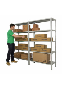 idea 5 boltless shelving