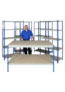 Rivet racking workbench