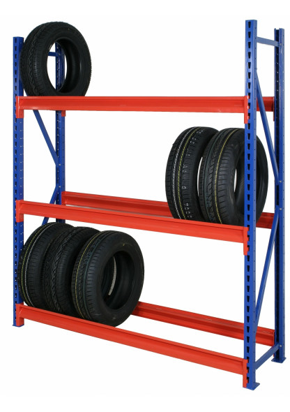 longspan racking tyre storage