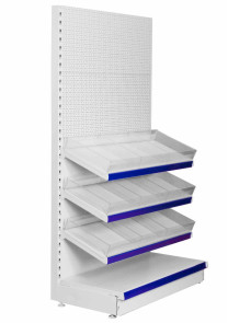 confectionery shelving bay