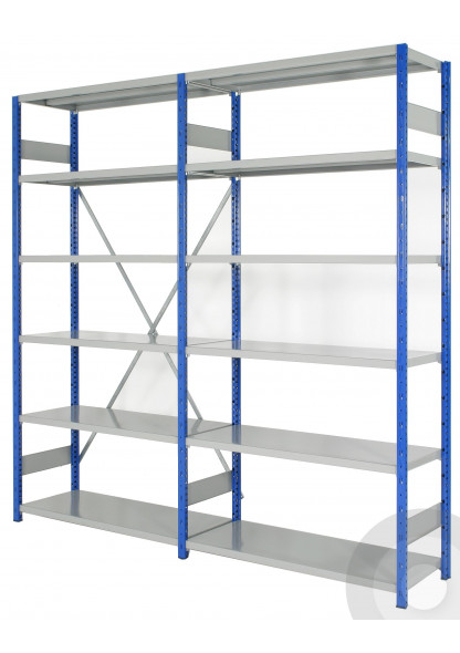 expo 4 open shelving