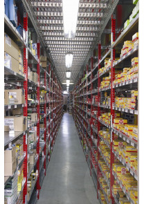 expo 4 warehouse racking