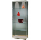 Display Cabinets with Ceiling Lights