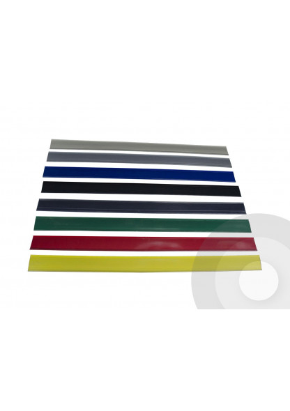 Shop shelving pricing strips