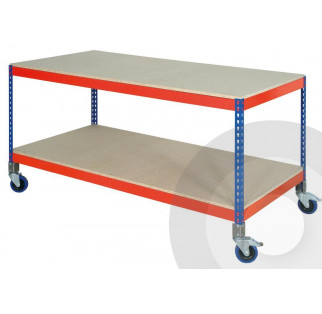 Light Duty Mobile Rivet Bench