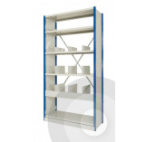 Expo 4 Slotted Shelf Bay