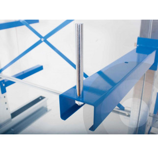 Cantilever Racking End Stop For Arm