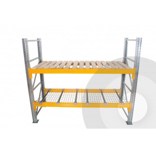 Pallet Racking Wire Decking panel