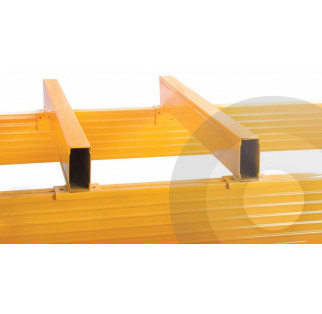 Pallet racking Fork Spacers