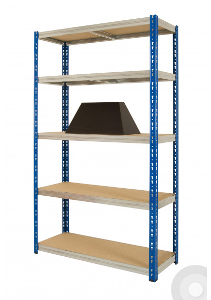 KwikRack Shelving Bay
