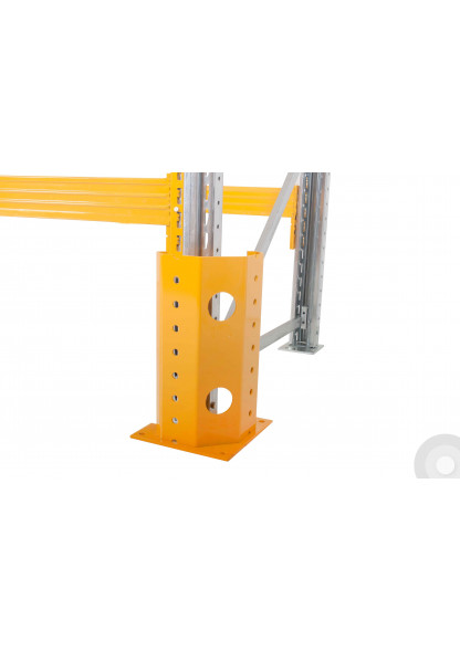 pallet racking upright protector