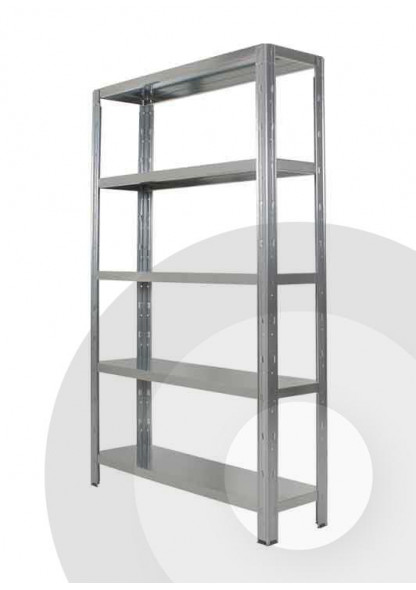 idea Plus galvanised racking bay