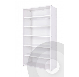 Delta Plus Shelving - Back Cladding Sets