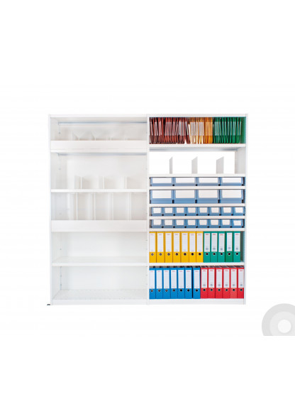 Delta Plus Shelving